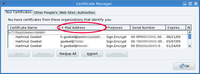 """View Your Certificates Email Address"" 0.3.0 published"